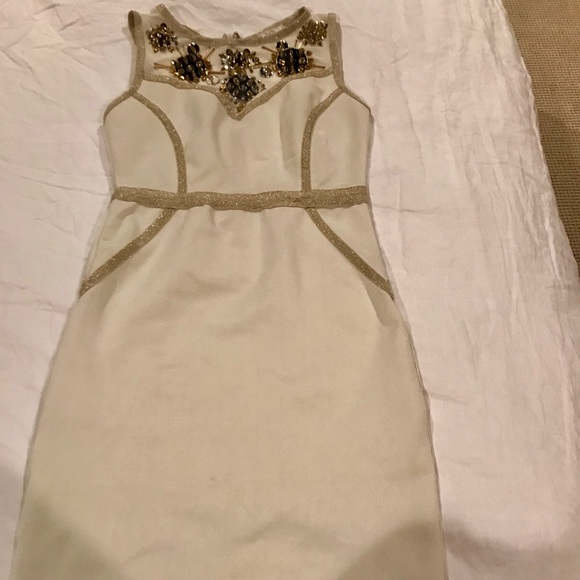 Meghan LA Dresses & Skirts - EUC, Dress, fitted, no size tag but looks like a 4